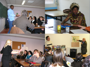 100 témoins 100 écoles au lycée Victor Hugo de Besançon