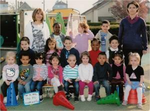 Ecole maternelle à Troyes
