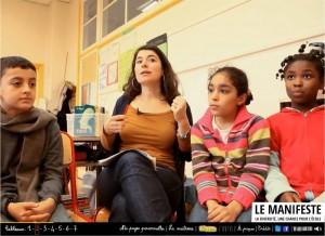 """L'action éducative """"Photo de classe"""""""