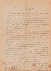 Lettre du 10/09/1945